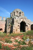 Alanya Castle Detail Royalty Free Stock Image