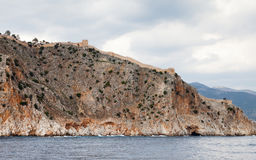Alanya Castle Stock Photography