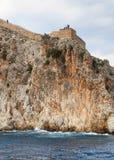 Alanya Castle Royalty Free Stock Photo