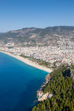 Alanya Castle View Stock Photos