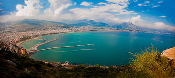 Free Alanya City Harbor Stock Photos - 11359173