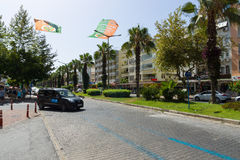 Alanya city Stock Image