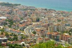Alanya city Stock Photo