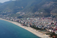 Alanya cityscape Stock Photo