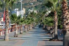 Alanya - Cleopatra beach. Stock Photography