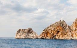 Alanya Coastline Stock Photography