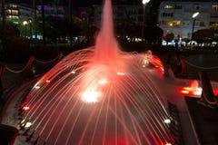 Alanya -  Damlatas fountains park Stock Photos