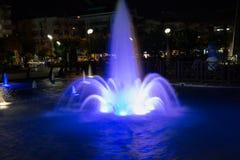 Alanya -  Damlatas fountains park Stock Photo