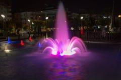 Alanya -  Damlatas fountains park Royalty Free Stock Photography