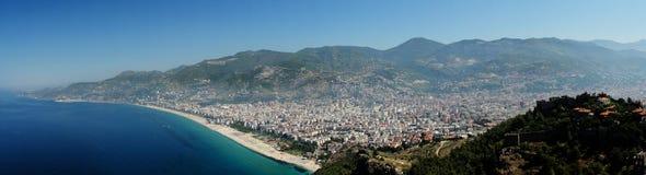 Alanya die Türkei Stockbild