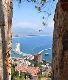 Alanya. Die Türkei. Stockbilder
