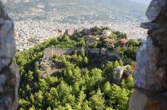 Alanya, die Türkei Lizenzfreie Stockfotos