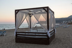 Alanya - The four-poster bed Stock Photos