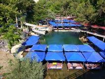 Alanya Restoran Park. Antalya Alanya Restaurant Park Royalty Free Stock Photos
