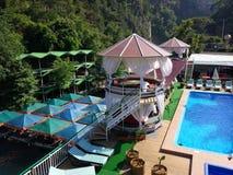Alanya Restoran Park. Antalya Alanya Restaurant Park Royalty Free Stock Image