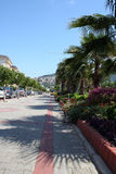 Alanya street Royalty Free Stock Photo