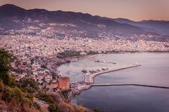 Alanya, Turkije Royalty-vrije Stock Foto's