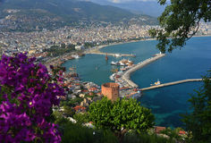 Alanya, Turkije royalty-vrije stock foto