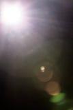 Alargamento e Dusty Atmosphere reais da lente Fotografia de Stock Royalty Free