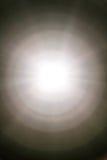 Alargamento e Dusty Atmosphere reais da lente Imagens de Stock