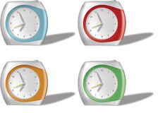 Alarm stock illustratie