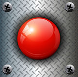 Alarm  button Royalty Free Stock Photos