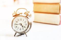 Alarm cllock Royalty-vrije Stock Foto's