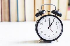 Alarm cllock Royalty-vrije Stock Afbeeldingen