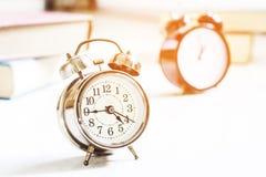 Alarm cllock Royalty-vrije Stock Foto