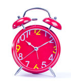 Alarm clock. On white background Royalty Free Stock Images