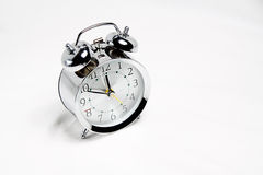 Alarm Clock. Deadline cutdown alarm clock business Royalty Free Stock Image