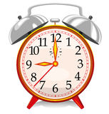 Alarm Clock. Vector image for alarm clock icon Stock Photos