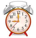 Alarm Clock. Vector image for alarm clock icon Stock Photos