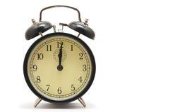 Alarm clock. Isolated on white background Stock Photo