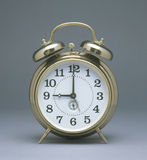 Alarm Clock at 9 Royalty Free Stock Photos