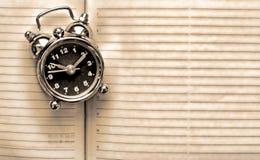 Alarm clock antique Stock Photography