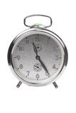 Alarm clock with bell Royalty Free Stock Photos