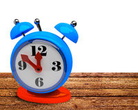 The alarm clock. Royalty Free Stock Images