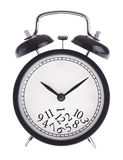 Alarm clock with a bunch of numbers on the dial Stock Images