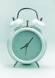 Alarm clock, close up image Stock Photography
