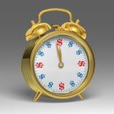 Alarm Clock 3D Stock Images