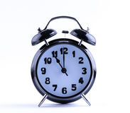 Alarm Clock  with eleven o'clock Stock Photos