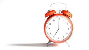 Alarm Clock stock video