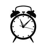 Alarm clock icon Stock Images