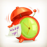 Alarm clock icon Stock Photos