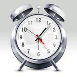 Alarm clock. Illustration of alarm clock design Royalty Free Stock Photography