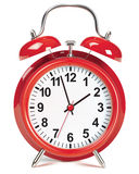 Alarm clock isolated. Vector illustration Stock Photography