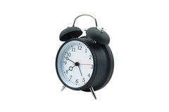 Alarm clock isolated on white background Royalty Free Stock Photo