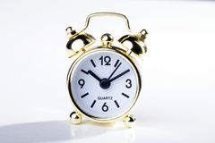 Alarm Clock miniaturized Stock Photo
