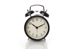 Alarm clock object Royalty Free Stock Photos